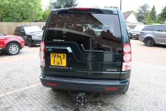 LAND ROVER DISCOVERY 4 SDV6 COMMERCIAL - 3638 - 11