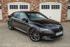 SKODA SUPERB SPORTLINE PLUS TDI DSG - 4687 - 1