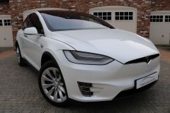 TESLA MODEL X LONG RANGE AWD - 4196 - 12