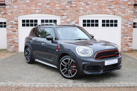 Used MINI COUNTRYMAN in Yorkshire for sale