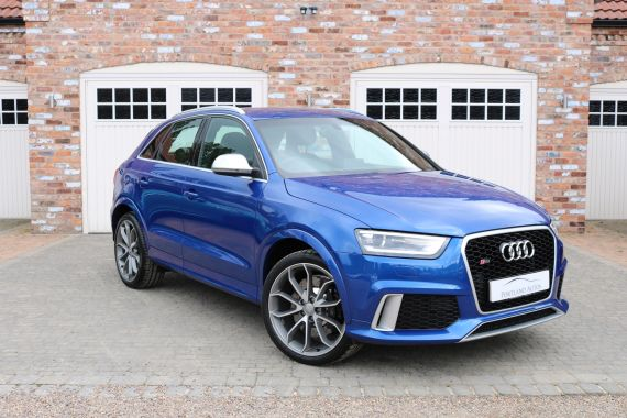 Used AUDI RS Q3 in Yorkshire for sale