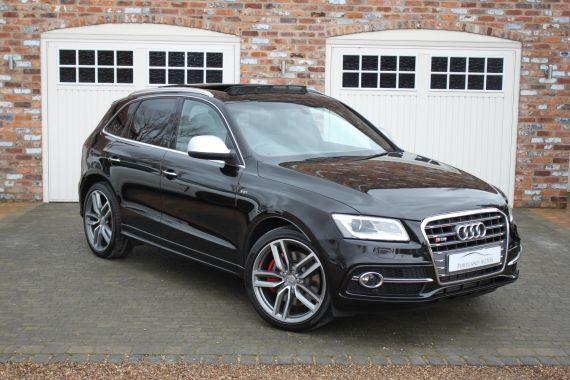 Used AUDI SQ5 in Yorkshire for sale