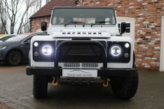 LAND ROVER DEFENDER 90 TD PICK UP - 3959 - 9