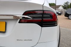 TESLA MODEL X LONG RANGE AWD - 4196 - 14