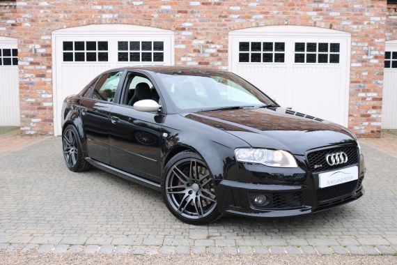 Used AUDI RS4 in Yorkshire for sale