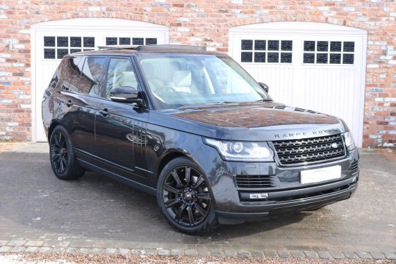Used LAND ROVER RANGE ROVER in Yorkshire for sale