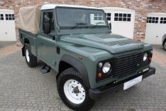 LAND ROVER DEFENDER 110 TD HIGH CAPACITY PICK UP - 2650 - 2