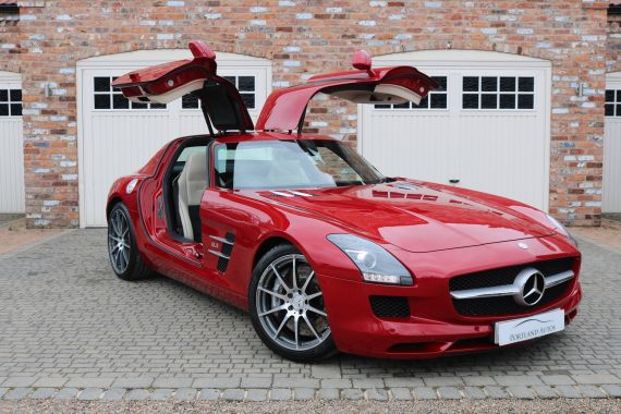 Used MERCEDES SLS in Yorkshire for sale