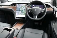 TESLA MODEL X LONG RANGE AWD - 4196 - 4