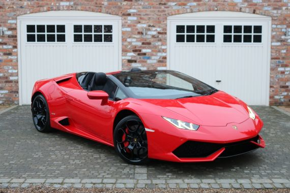 Used LAMBORGHINI HURACAN in Yorkshire for sale
