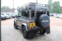 LAND ROVER DEFENDER 90 TD XS STATION WAGON - 3657 - 9