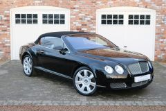BENTLEY CONTINENTAL GTC - 3400 - 7