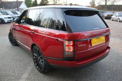 LAND ROVER RANGE ROVER TDV6 VOGUE  - 2781 - 17