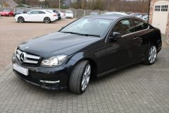 MERCEDES C-CLASS C220 CDI BLUEEFFICIENCY AMG SPORT - 3399 - 9