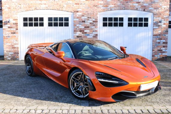 Used MCLAREN 720S in Yorkshire for sale