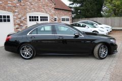 MERCEDES S-CLASS S 350 D AMG LINE EXECUTIVE - 4351 - 18